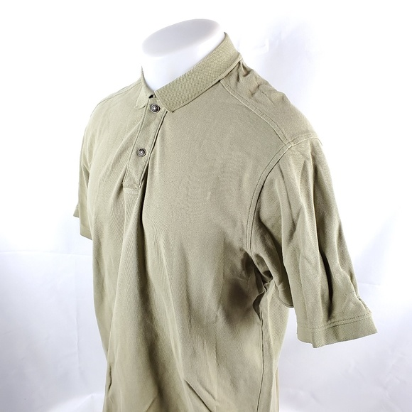 Tommy Bahama Other - Tommy Bahama Men Polo Shirt Sz Medium S/S Green